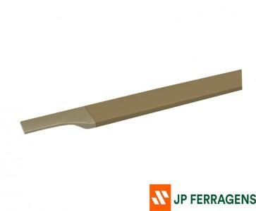 RM-183 PERFIL PUXADOR FACETATO BRONZE 6 M ROMETAL