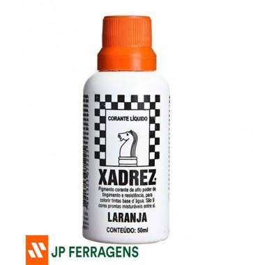 CORANTE LIQUIDO XADREZ LARANJA 50 G