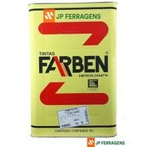 243420 VERNIZ PU FOSCO 18  LT FARBEN