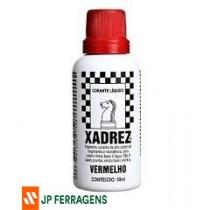 CORANTE LIQUIDO XADREZ VERMELHO 50 G