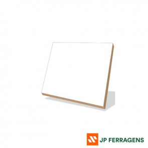 MDF 15 MM LACA BRANCO NEVE 2,75 X 1,85 EUCATEX