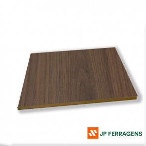 MDF 15 MM CASTANHO BRONZE 2,75 X 1,85 EUCATEX