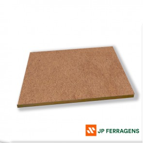 MDF 6 MM CRU 2,75 X 1,85 EUCATEX