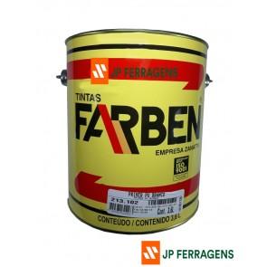 213102 PRIMER PU BRANCO 3,6 LT FARBEN